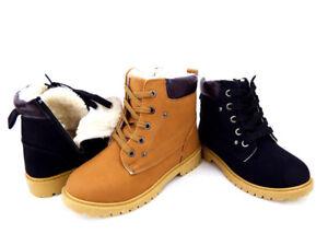 Schuhe Zu Warm Boots Jungen Stiefel Gefuttert Kinder Winterschihe Details Stiefeletten jL5A34cRq