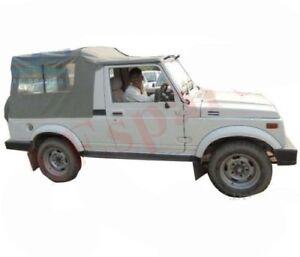 Suzuki-Gray-Soft-Top-Roof-Long-Body-Sj410-Sj413-Samurai