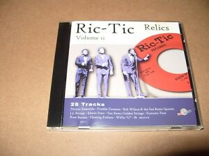 Ric-Tic-Relics-Volume-2-28-Track-cd-cd-is-Excellent-Condition