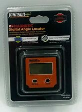 Johnson 1886-0000 Magnetic Digital Angle Locator Brand New
