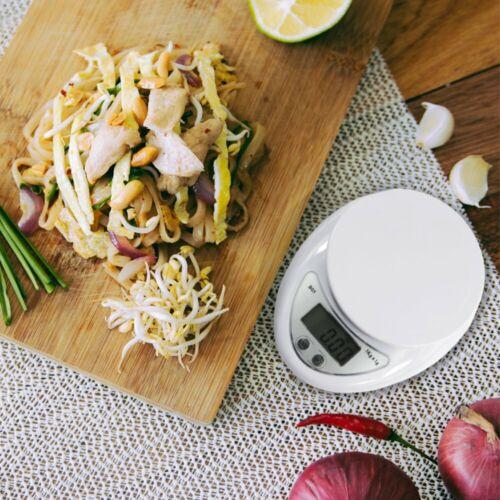 PESA Digital de cocina joyeria comida digitales dramera basculas electrónicas