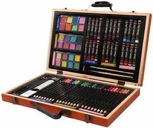 Darice-80-Piece-Deluxe-Art-Set-Art-Supplies-for-Drawing-Painting-and-More