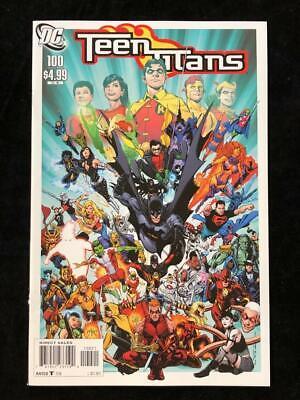 Teen Titans #8 Lost Boys Movie Variant VF//NM Geoff Johns DC Comics 2015
