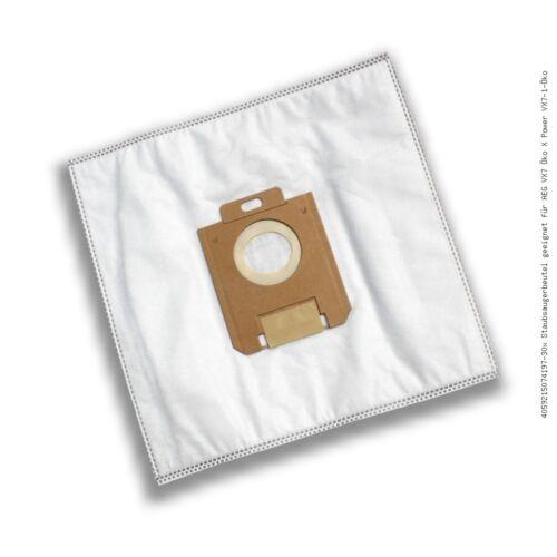 30x Staubsaugerbeutel geeignet für AEG VX7 Öko X Power VX7-1-Öko