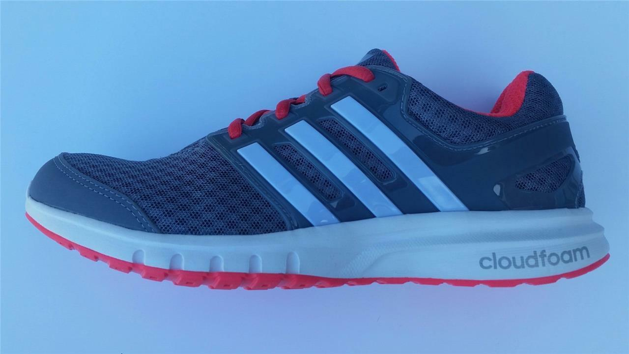 ADIDAS FEMMES Galaxie   2   Elite de Course Course Baskets NEUF bb1675 UK 4.5