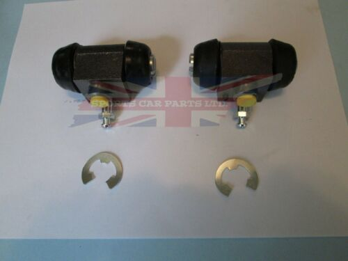 Pair of Rear Wheel Brake Cylinders for Triumph TR7 1977-1981 W// 5 Speed Gearbox