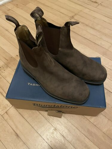 Blundstone Brown Chisel Toe Size US 8.5
