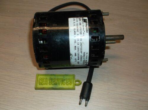 """JA2Y031N/"""" Magnetek Fan Motor Group 115V  50//60HZ 2.5//2.1A 1350//1630RPM .06HP"""