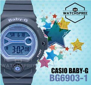 Casio-Baby-G-Ladies-Runners-Watch-BG6903-1D-AU-FAST-amp-FREE