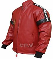 Burt Reynolds Smokey And The Bandit Out Leather Jacket, All Sizes Fast Shipping