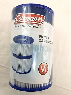 2 Pack Coleman Spa Filter Cartridge (vi)
