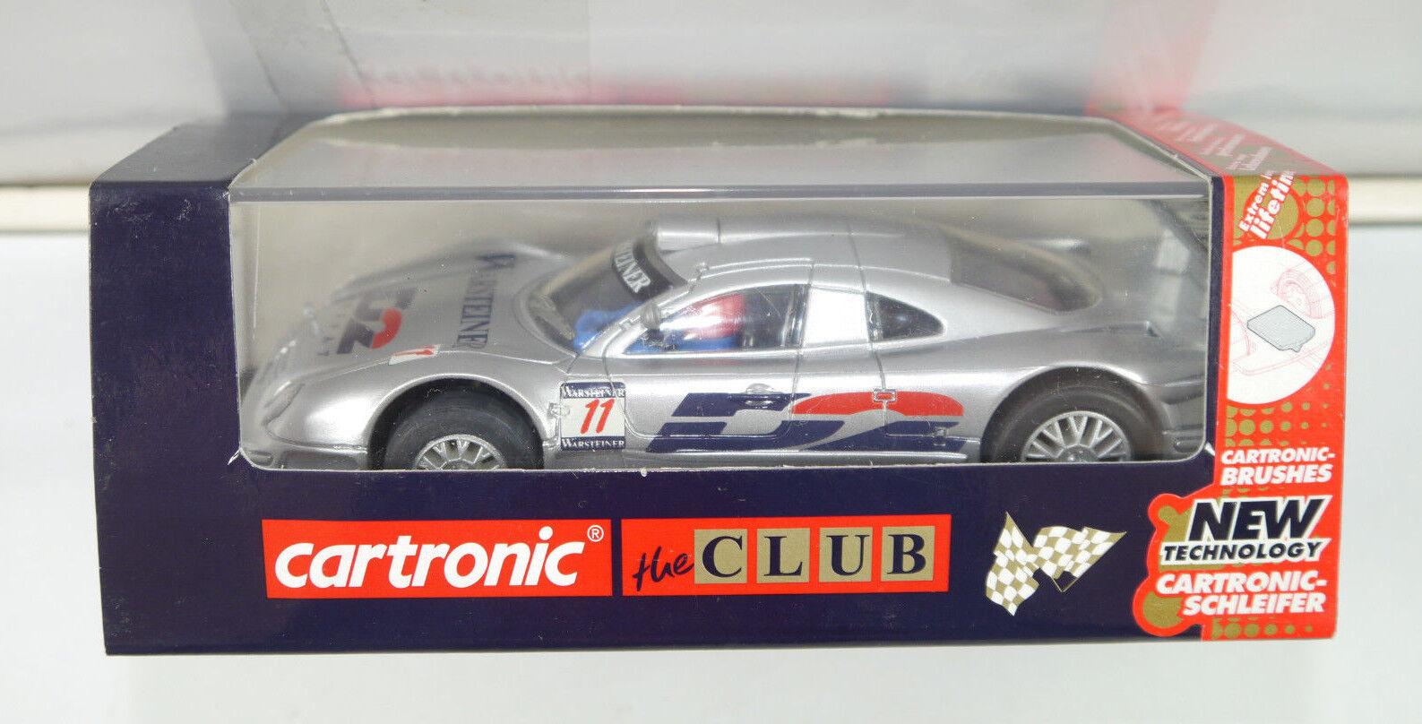 Cartronic The Club Club Club - Mercedes Clk-Gtr Warsteiner Modello Auto 1 43 (K63) 77d965