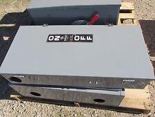 GE Safety Switch 200A, 240V Nema 1 Encl. Single Phase, 2P Cat# TG3224 .. DS-546