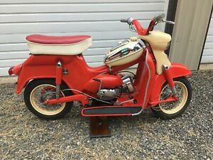 1961 Other Makes PUCH DS60 COMPACT SCOOTER