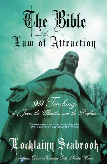 """""""The Bible and the Law of Attraction"""" By Colonel Lochlainn Seabrook (paperback)"""
