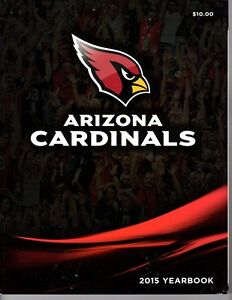 fe28b671 Details about 2015 ARIZONA CARDINALS YEARBOOK NFL SUPER BOWL CHAMPIONS 2017  NFC SUPERBOWL