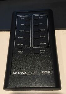 AMX Panja MX-12 Remote Transmitter For Kodak Projectors