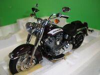 HARLEY DAVIDSON 2006 HERITAGE SOFTTAIL MOTORCYCLE FRANKLIN MINT B11E349 MIB NEW