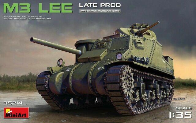 Neu Takom TAK2116-1:35 British Medium Tank M3 Grant CDL