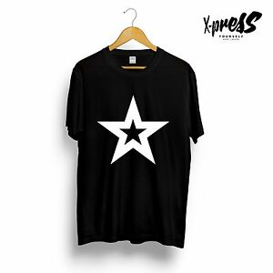 40c1fb22 DOUBLE STAR - ICON GRAPHIC PRINTED MENS T SHIRT SYMBOL FAME UNISEX ...