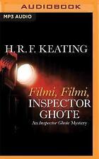 Filmi, Filmi, Inspector Ghote by H. R. F. Keating (2016, MP3 CD, Unabridged)