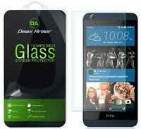 Dmax Armor® Htc Desire 626s / 626 Tempered Glass Screen Protector Saver Shield