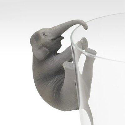 Kitan Club PUTITTO Series Animal Hanako Asian Elephant Cup edge Nose catch