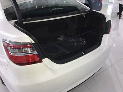 JessicaAlba/® Envelope Trunk Cargo Net For FORD MUSTANG Mondeo Fiesta Flex Fusion Focus 2005-2015 2016 NEW
