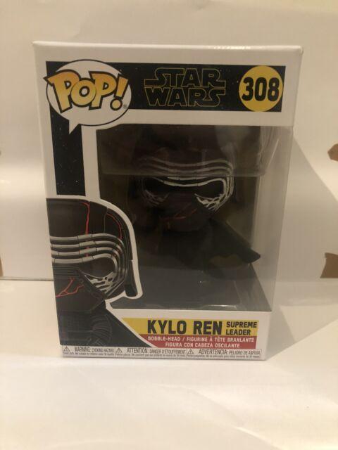 Star Wars - Kylo Ren Supreme Leader Pop Vinyl