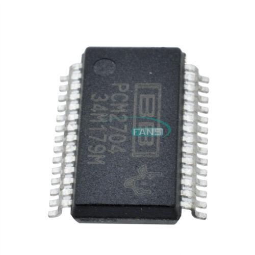 2PCS PCM2704DB PCM2704 PCM2704DBR Stereo DAC S//PDIF Brand MF USB