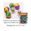 Baby-Toy-danze-Galleggianti-amp-SPINNING-Bubble-ball-Bambino-Bambini-Regalo-di-Natale-0-m miniatura 2