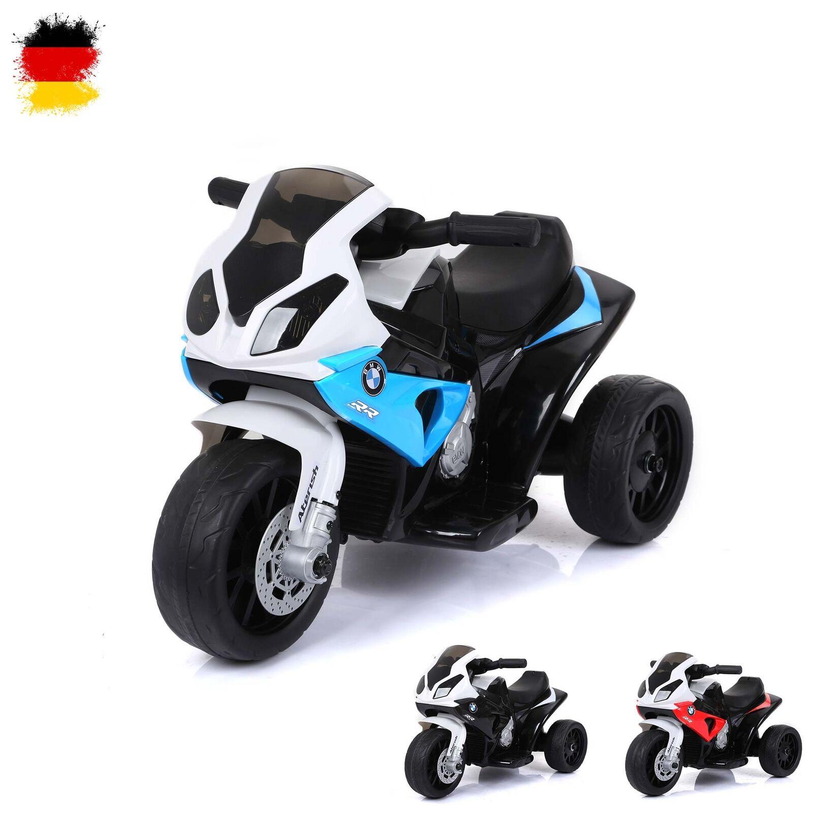Original BMW S1000RR Kinder Elektro-Motorrad Elektroauto Auto Roller Scooter