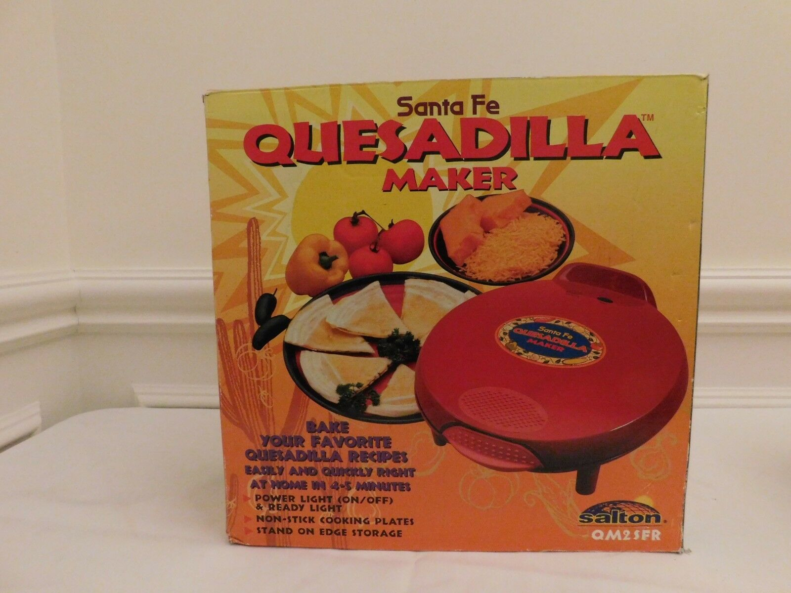 Santa Fe Quesadilla Maker NEW