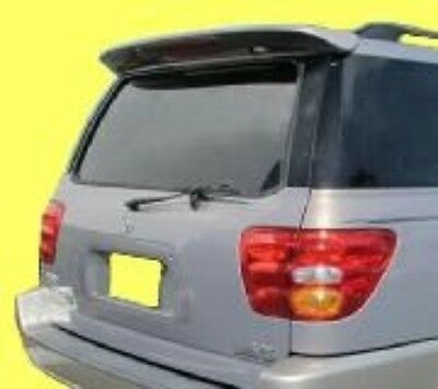 PAINTED ANY COLOR FOR TOYOTA SEQUOIA 2001 2002 2003 2004 2005 2006 2007  SPOILER