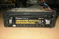 AUTORADIO PIONEER DEH 3100 R - CD - RADIO - RDS - 45X4 WATT 4 OHM - FRONTALINO