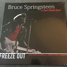 Bruce Springsteen & The E-Street Band ‎– Freeze Out ' VINYL LP NEW & SEALED