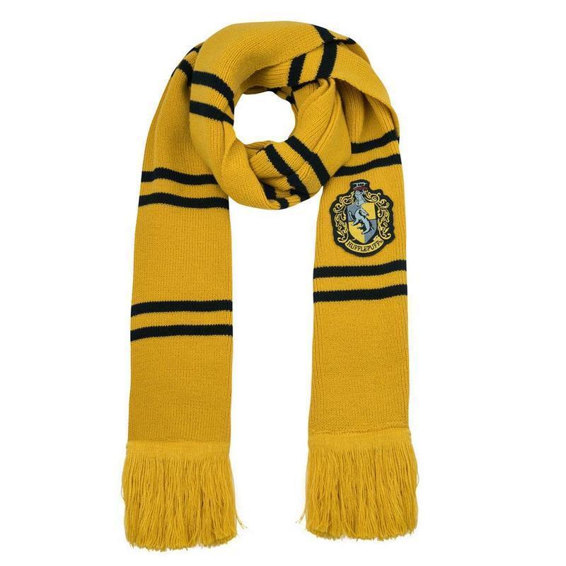 Harry Potter sciarpa Deluxe Poutsouffle 250 cm tassorosso scarf 601468