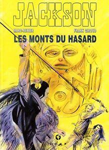 Marc Renier / Giroud - Jackson 4 - Les Monts du hasard - Loup