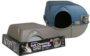 Omega-Paw-Roll-039-N-Clean-Litterbox-Self-Cleaning-Easy-Maintenance-Large
