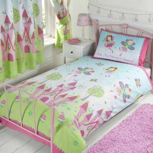 BEDDING AND CURTAINS AVAILABLE SINGLE DOUBLE PRINCESS IS SLEEPING BEDROOM