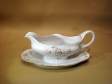 Gravy Boat - C. T. Altwasser Silesia - Hand Painted - Made in Germany