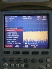 Rohde Amp Schwarz Fsh323 Spectrum Analyzer 100khz To 3ghz Withtg Power Amp Hand Bag
