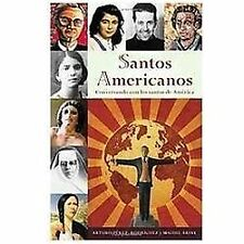 Santos Americanos: Conversando con los santos de América-ExLibrary