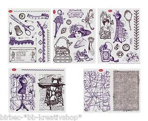 VIVA-DECOR-Clear-Stamps-MY-PAPER-WORLD-Silikon-Stempel-COUTURE-Mode-SCHNEIDEREI