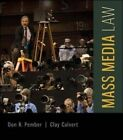 Mass Media Law by Clay Calvert, Don R. Pember (Paperback, 2014)