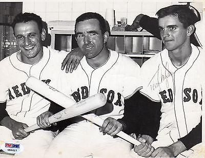 Tony Conigliaro Boston Red Sox Signed Autographed 8X10 News Photo PSA DNA  COA   eBay