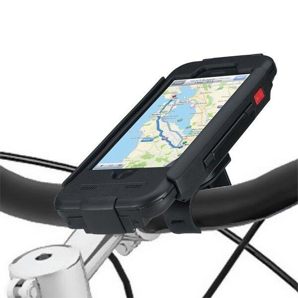 "TiGRA BikeCONSOLE Waterproof Bike Motorcycle Mount for iPhone 6  4.7"""