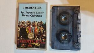 The Beatles Sgt. Lonely Hearts Club Band Cassette TC PCS 7027