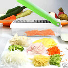 New Multifunction Stainless Steel Vegetable Salad Cutter Peeler Slicer Shred