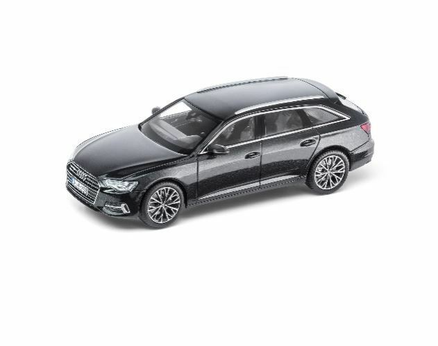 Audi Audi Audi A6 4K Avant 1 43 Autmodelismo Miniatura Vesuvgris gris 5011806232 9dbaff